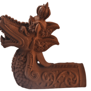 Wuwungan Mahkota Kepala Naga